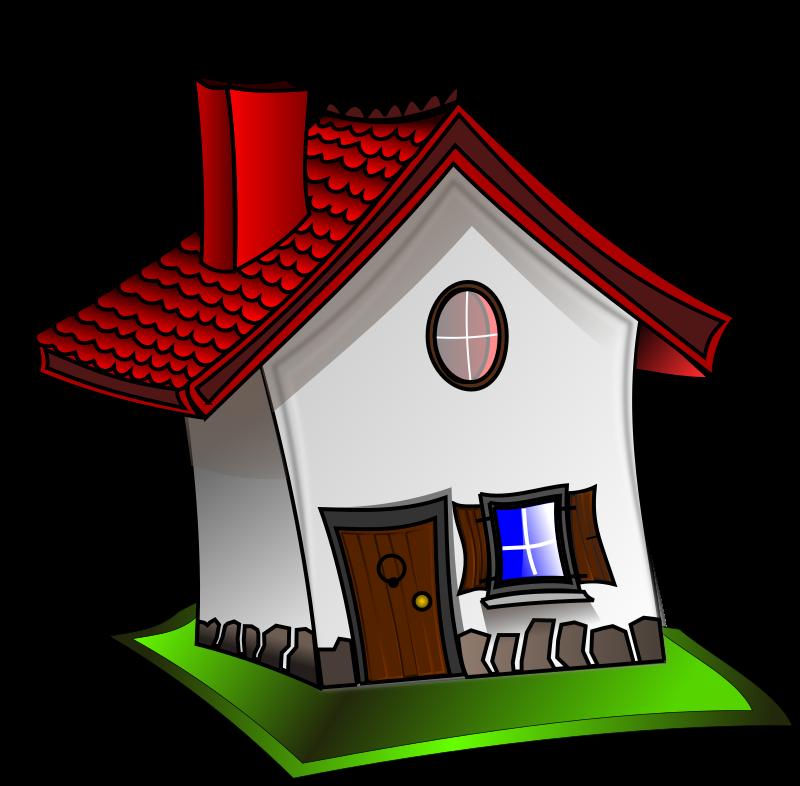 Home by roshellin - Ejercicio de dibujo al estilo comic Home