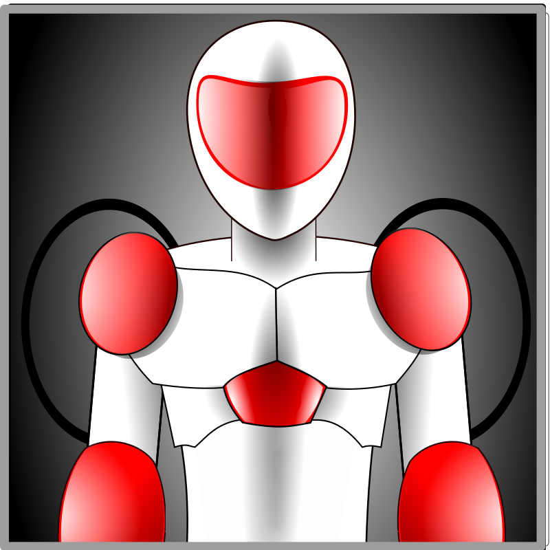 Replicante 1.0 avatar by asrafil - robot, avatar,