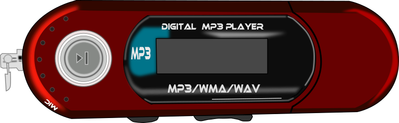 MP3 Player by mystica - A MP3 Player in two colors...  Enjoy!!  ;-)