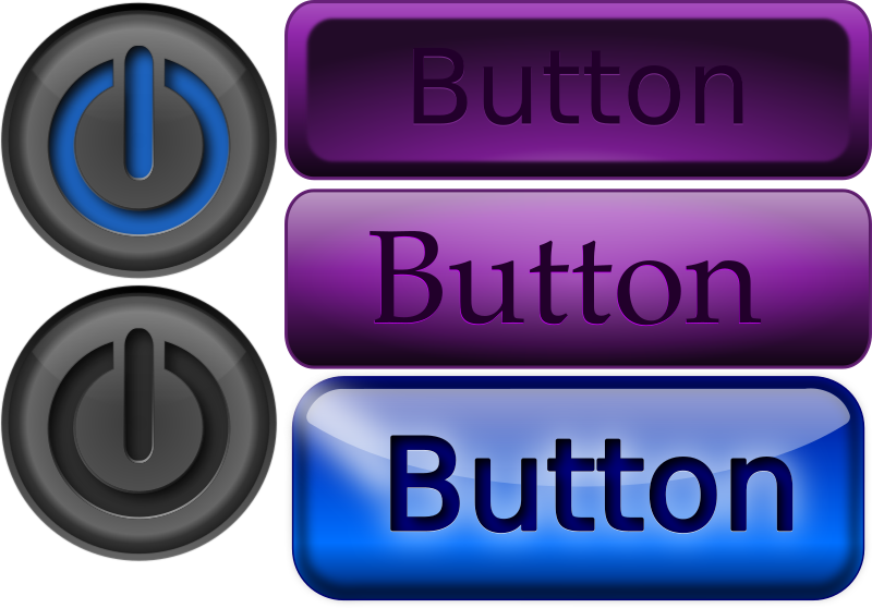 Buttons by Keistutis