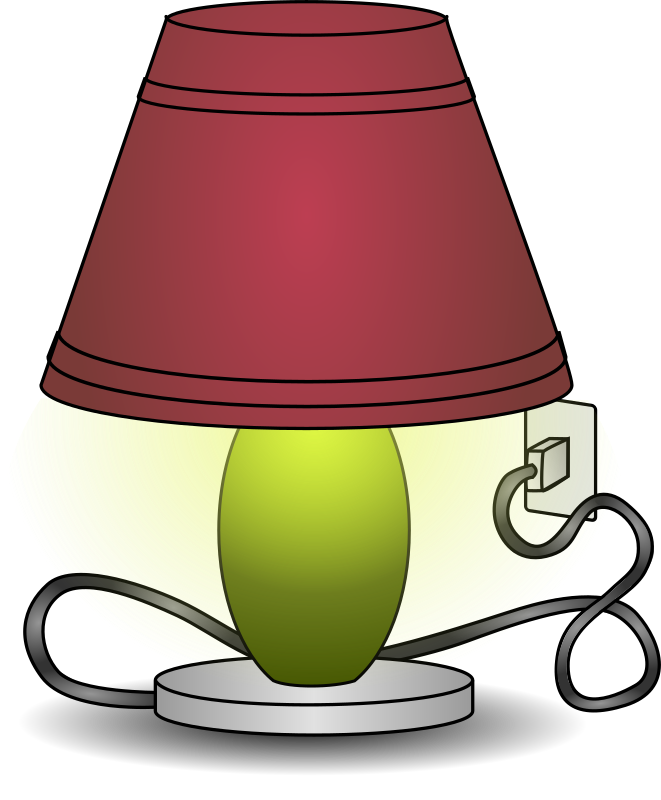 lamp by klainen