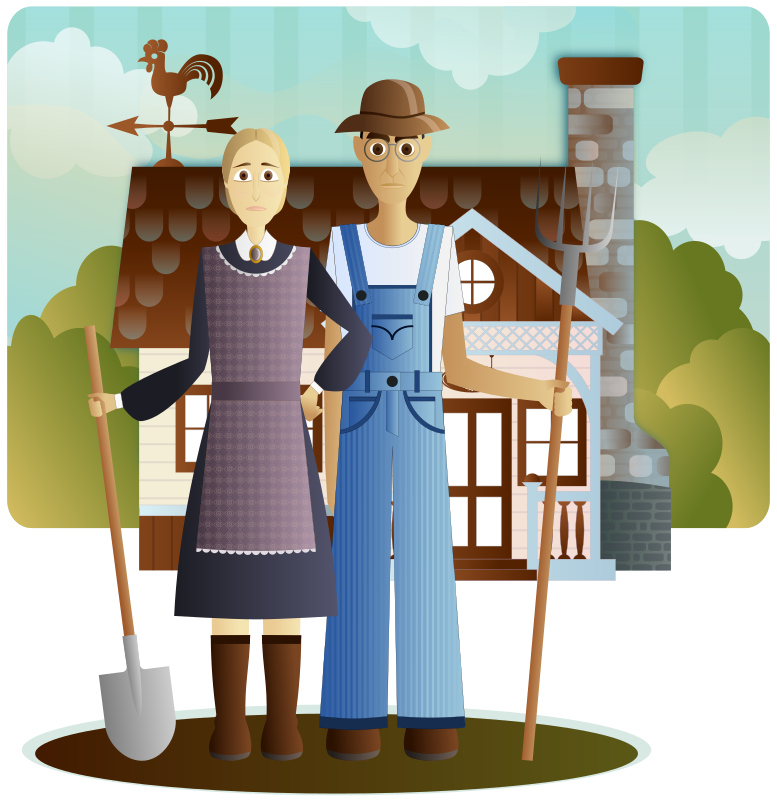 Farmers Gothic by Viscious-Speed - picture farmers gothic