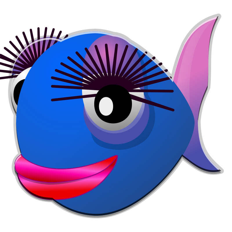 Bluefish by ilnanny - BlueFish icon
