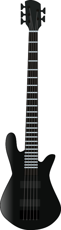 Spector MK Custom by Piemaster - A svg I made of a Spector MK Custom