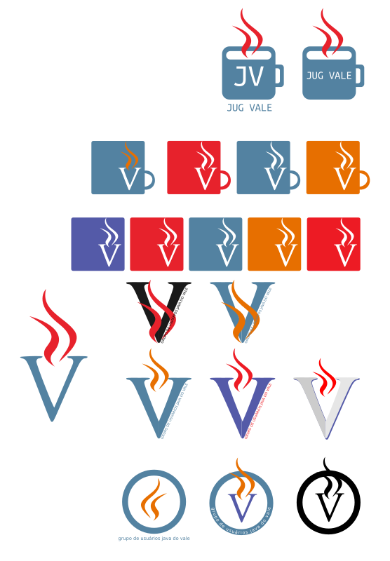 Java User Groups Logo by cliparteles