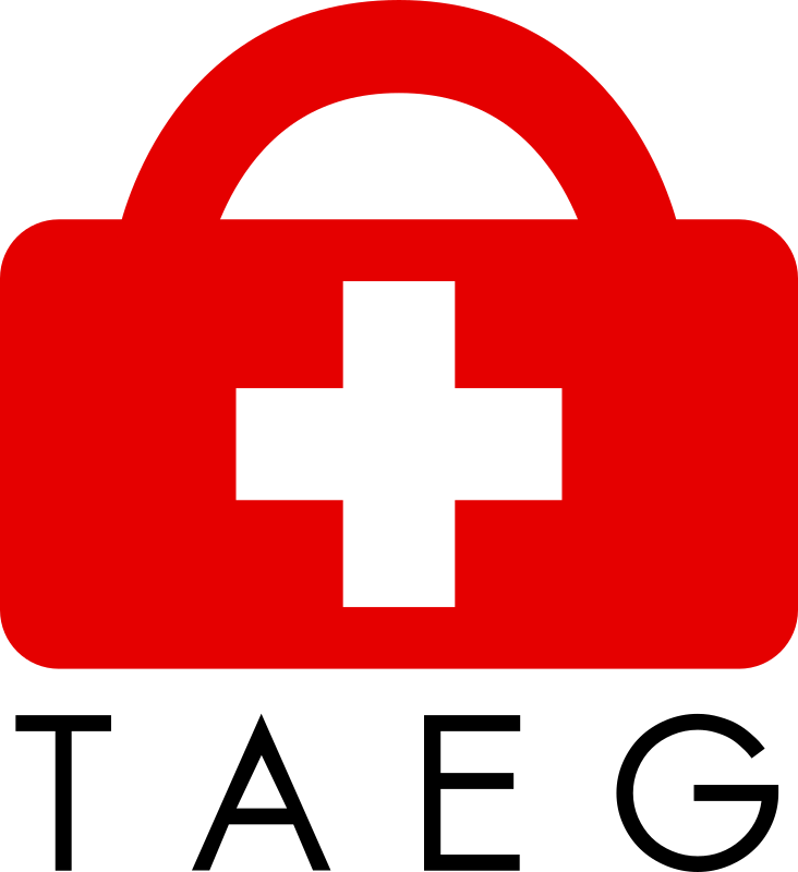 TAEG 2 by terratimes - first aid logo