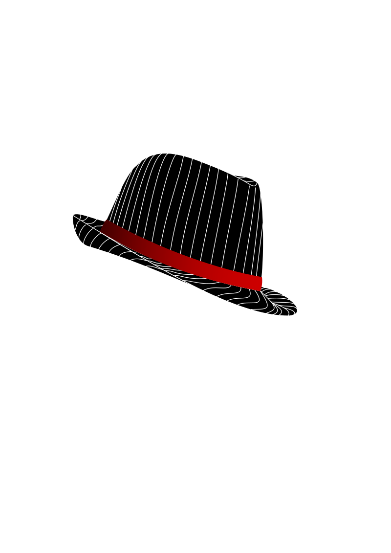 Fedora Hat by Gribba
