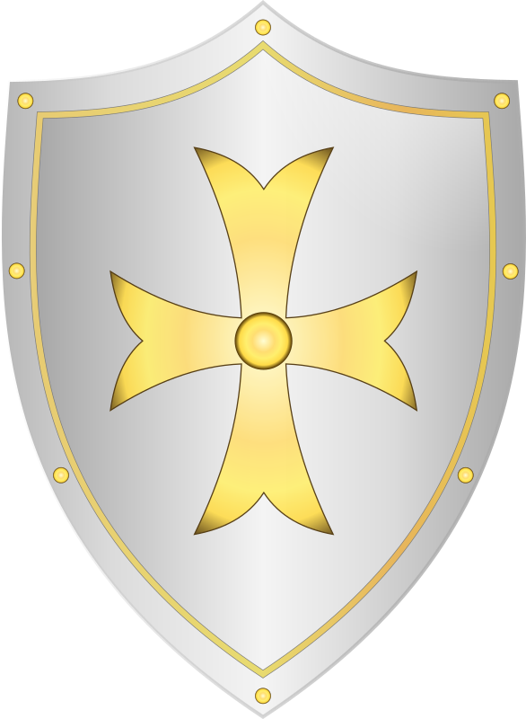 Classic Medieval Shield by Gribba - Classic Medieval Shield
