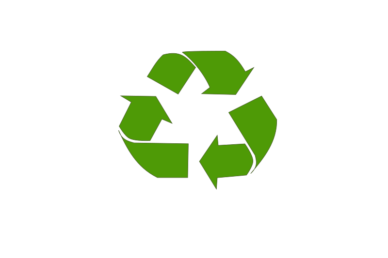 Reduce Re-use recycle by netalloy - Earthday series