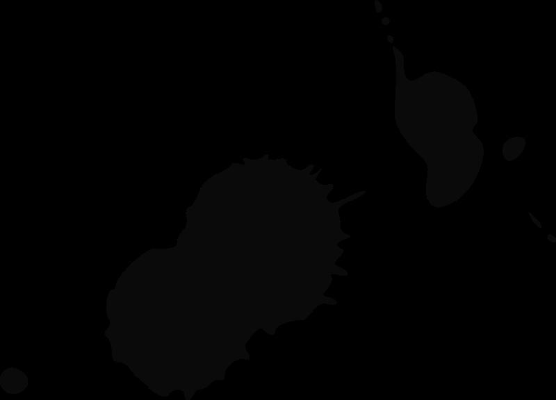 Clipart - Inkblot