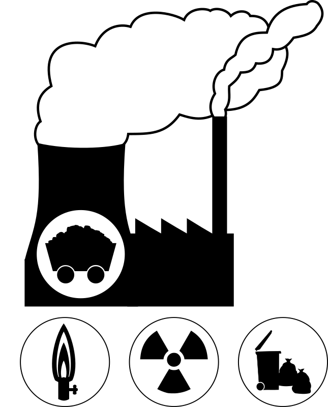Mutable powerplant by Moini - Powerplant pictogram with different options, you only need to exchange the fuels. I used a nuclear logo and a trash bin from OCAL for this.