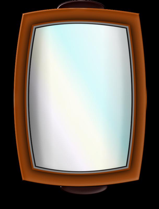 mirror by hatalar205 - A simple mirror clipart