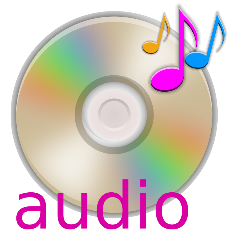 Audio CD by ilnanny - audo cd icon