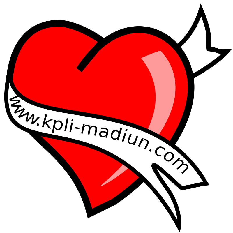 Love KPLI Madiun by bisida - Love