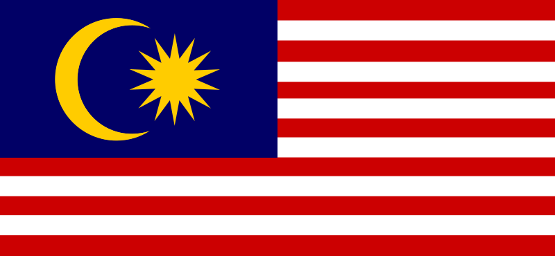 flag of the Malaysia by Gendalf