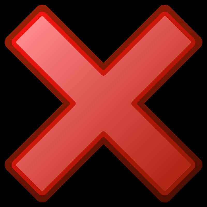 Clipart - cross