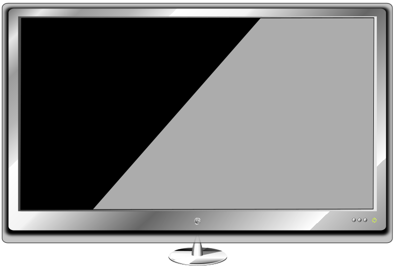 Monitor wide screen by roshellin