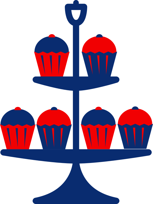 Cake Stand Clipart Png