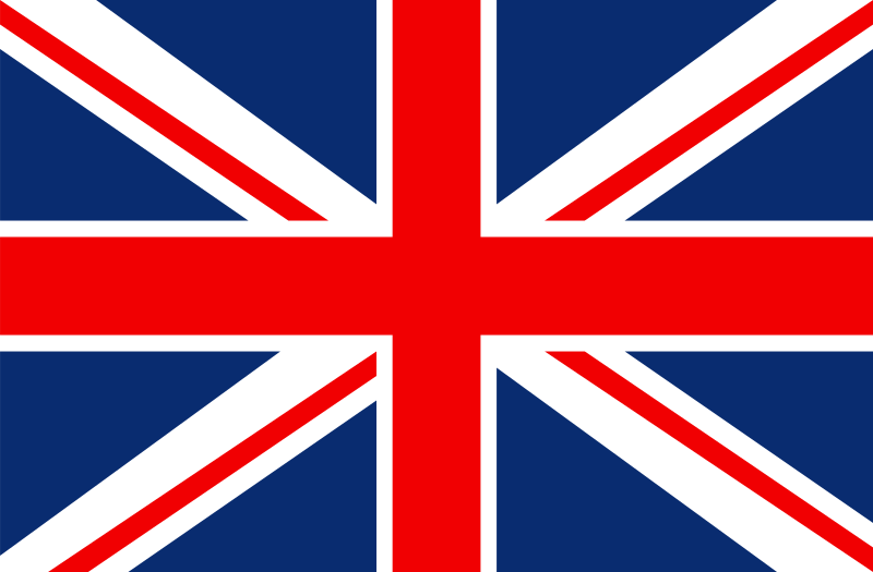 UK union flag by mr_johnnyp