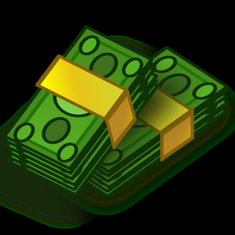 Big Lots Financing >> Clipart - Money wads