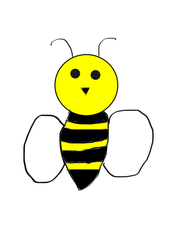 bumble_bee by junglebee - easy bumblebee