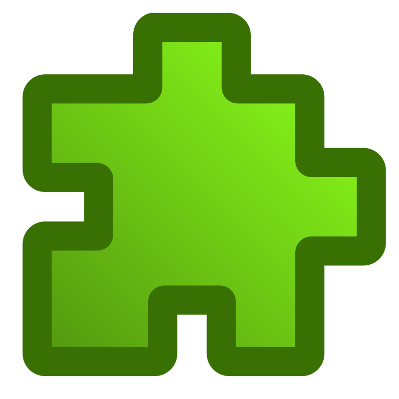 icon_puzzle_green by jean_victor_balin