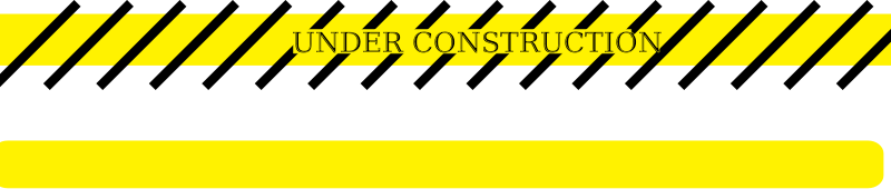 Under Construction by jjjquade - A simple under construction logo. Feel free to share. Public domain.