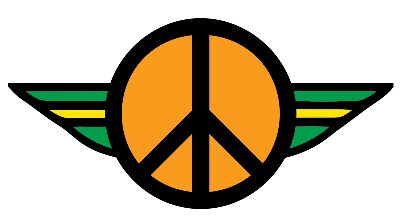 Wings of Peace 2 - Color by TikiGiki - logo wings of peace