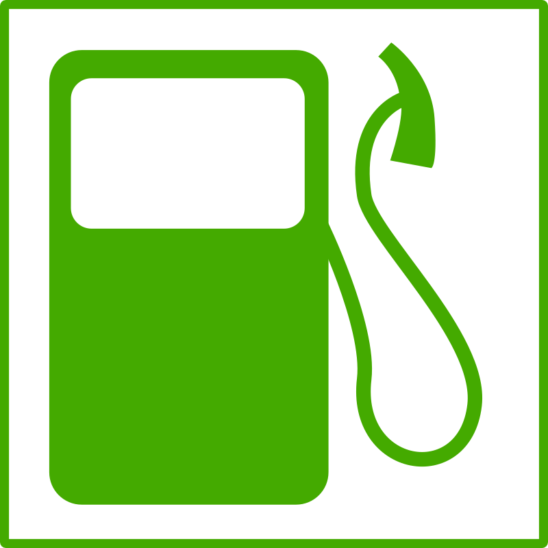 eco green fuel icon by dominiquechappard -