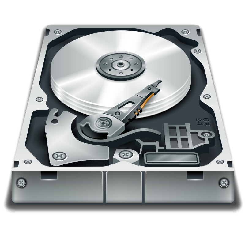 Hard Disk by ilnanny -