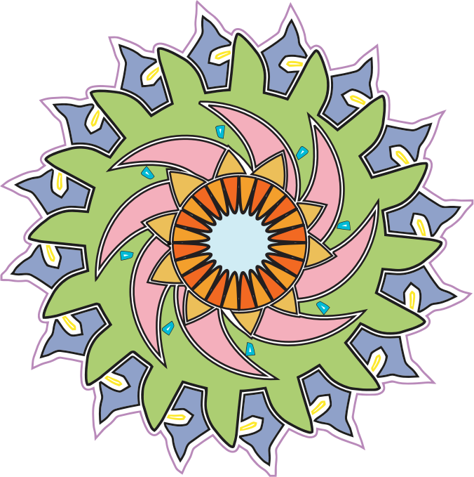 Clipart - Abstract 025