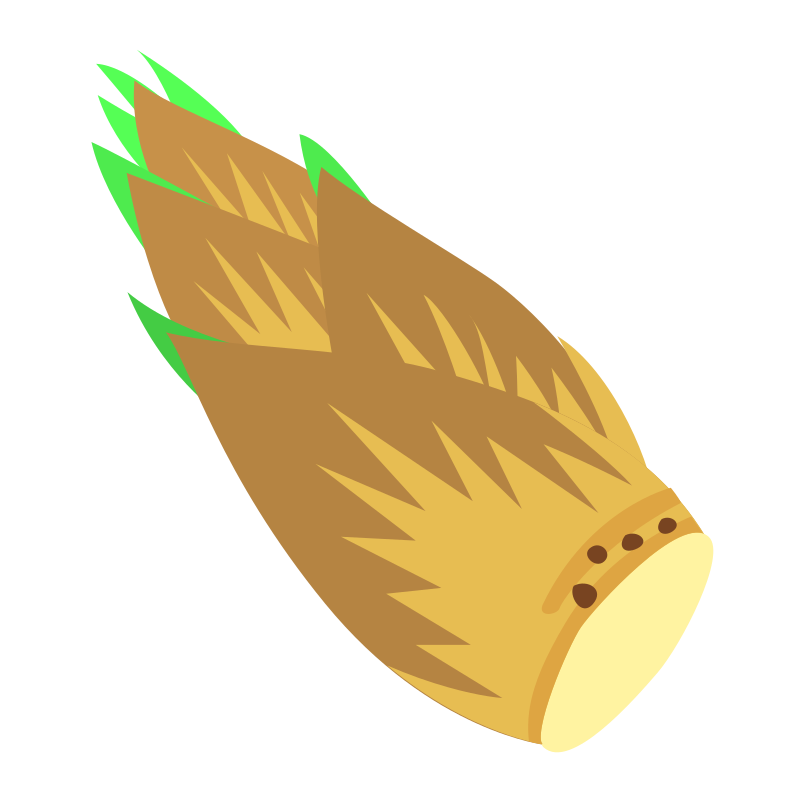bamboo shoot by ycteo