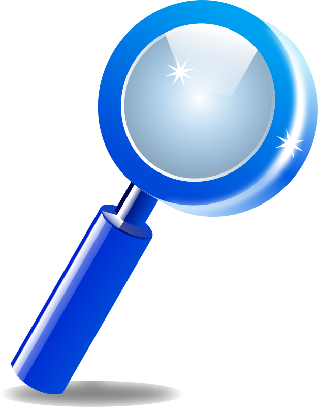Magnifier, search, zoom by diamonjohn - Magnifier, search, icon
