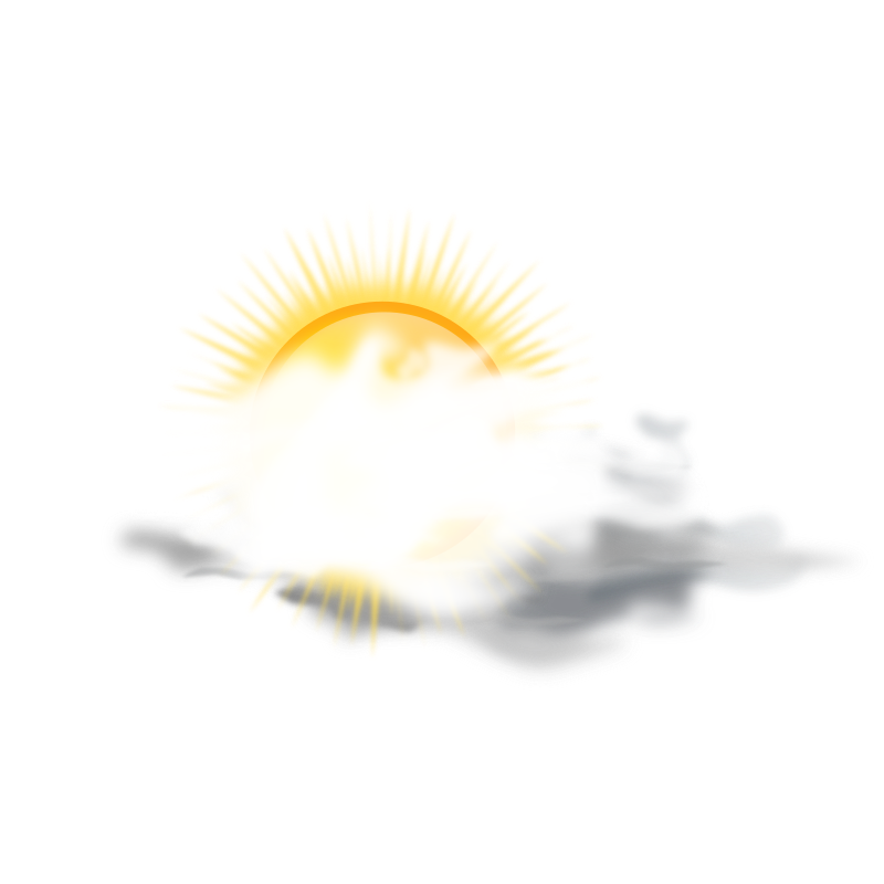 weather icon - cloudy by gnokii - weather icon - cloudy