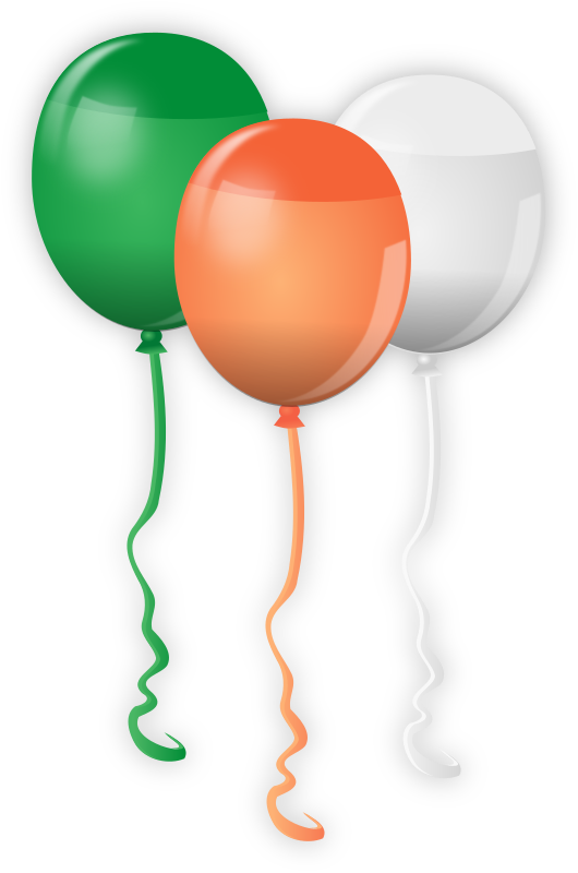 St.Patricks - Balloons by gnokii -