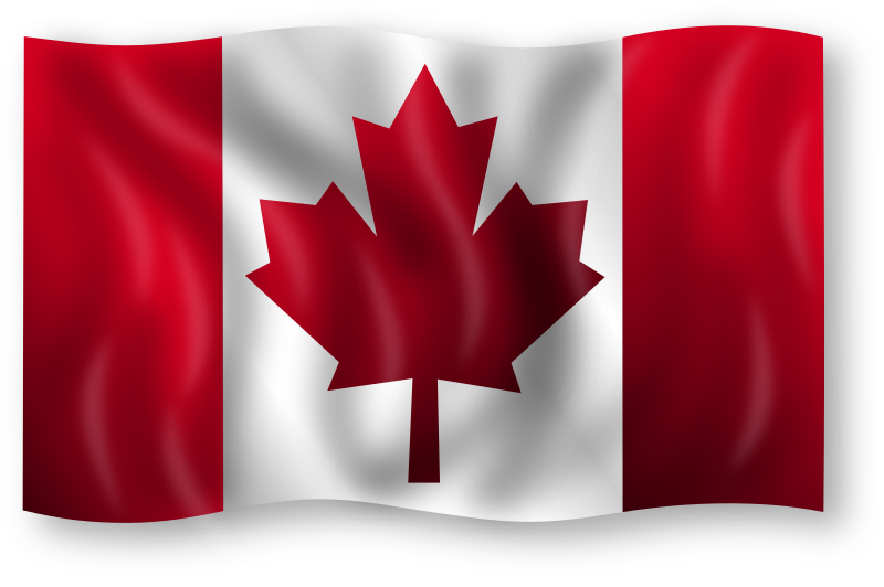 Canadian Flag 8 by Merlin2525