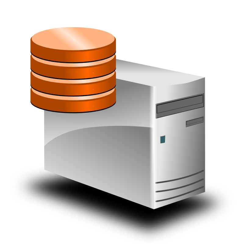 Clipart - DB Server