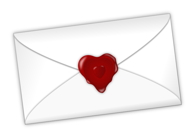 Valentines Day - Love Letter 2 by gnokii - Valentine day loving letter