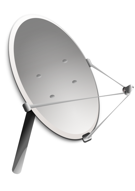 satellite antenna (dish) by hatalar205