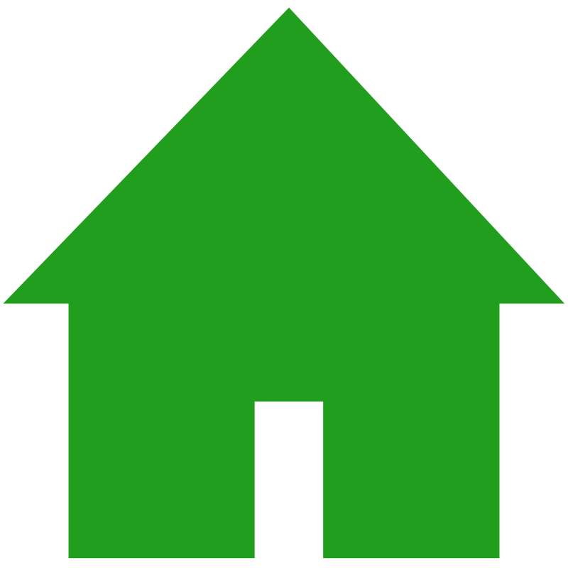 House by PO8 - Stylized house icon.