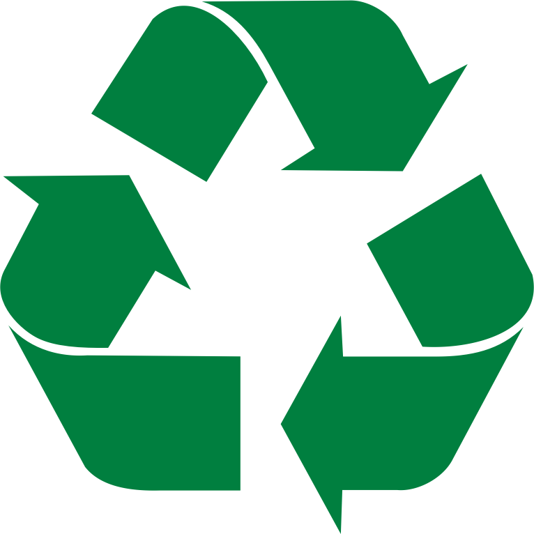 Green recycling by garethclubb - green recycling symbol