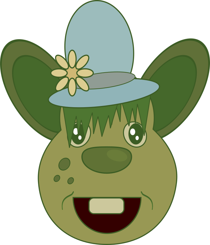 Greenmouse by dawinschi - The Greenmouse is green so green and always green...
