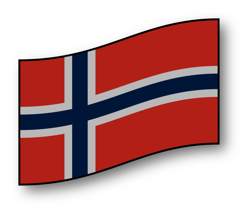 clickable Norway flag by GMcGlinn - clickable Norway flag