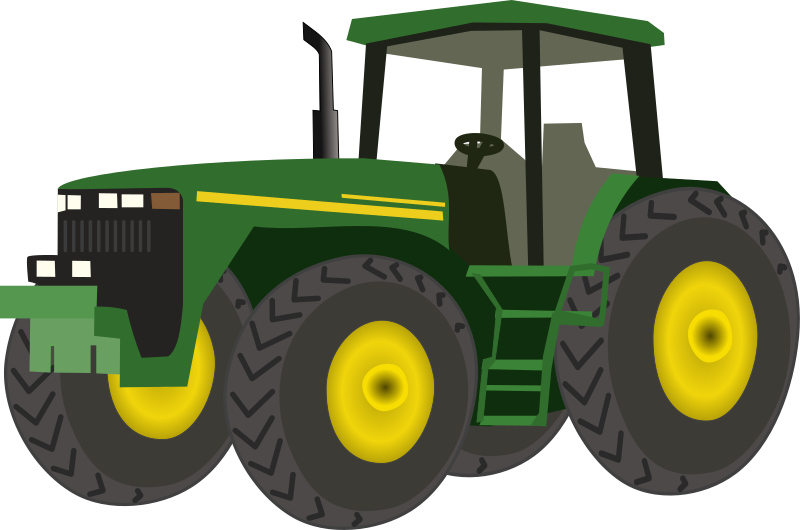 Tractor by cyberscooty