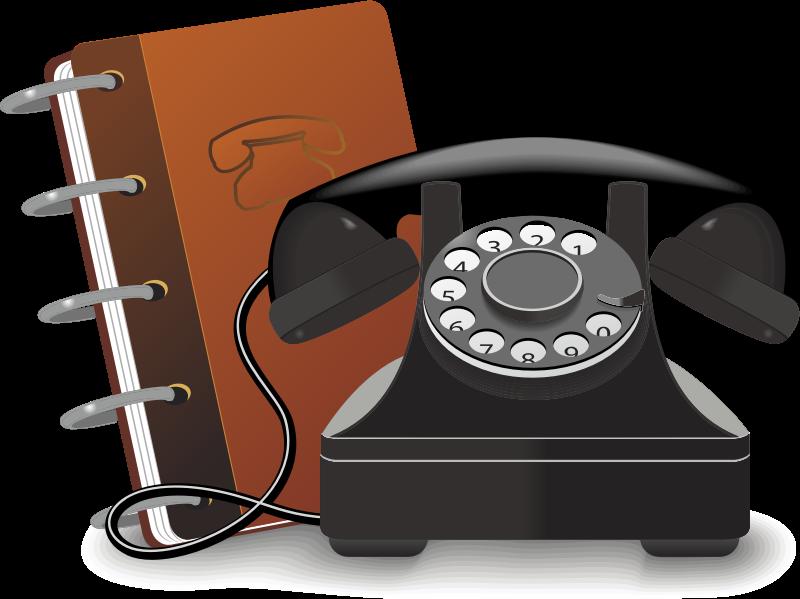 clip art antique phone - photo #34