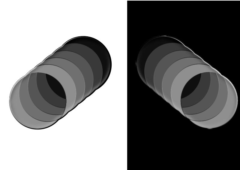Cylinder Cell Shaded Styling by jpd2010 - Experimenting... again!