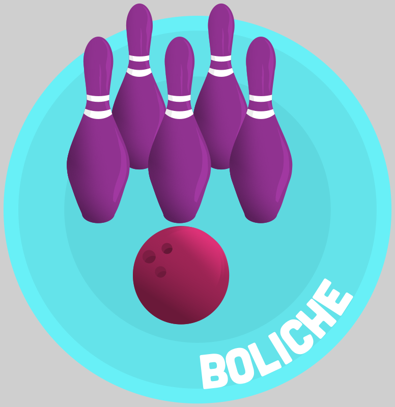 Boliche by ppgomez - bowling sign