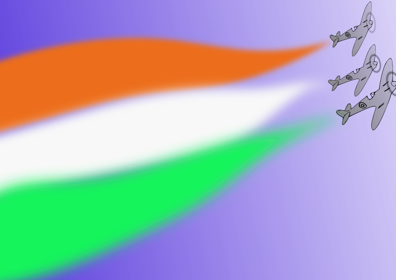 Flying Independence by ksrujana96 - I'm an Indian. I Love India.   created by swecha developer and contributer Srujana. title suggested by Prabhat.
