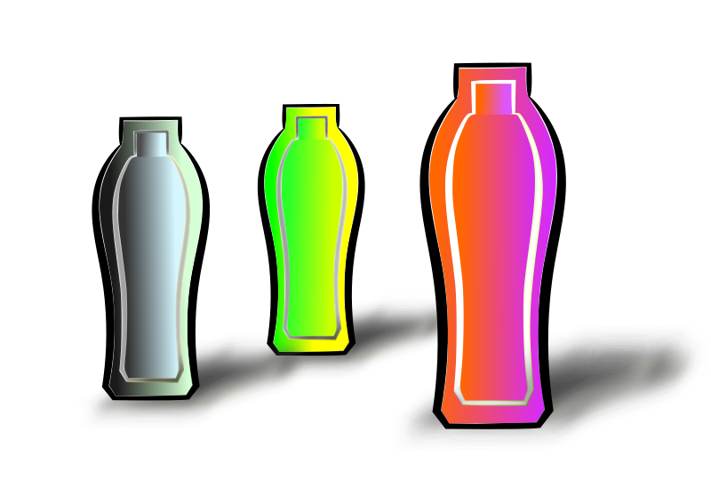 The Bottles Family by lpr577 - Made various bottles of different sizes. Created by Bala Swecha developer and contributer Prabhat