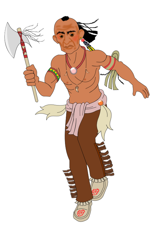 warpath indian by sammo241 - celebrating indian folklore
